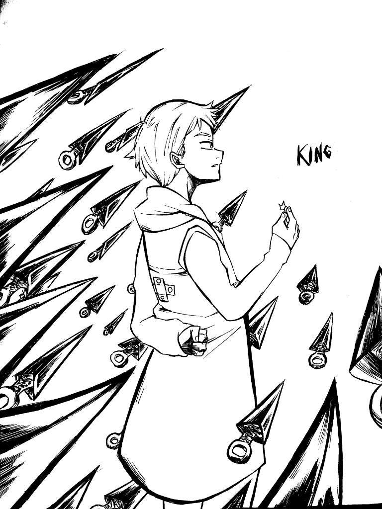 Fanart King Mangaworld Amino