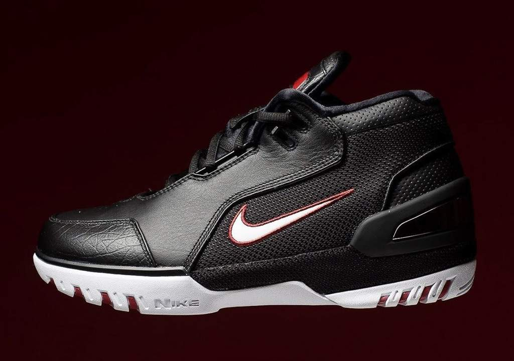 91bd460b642d Lebron s Nike Air Zoom Generation