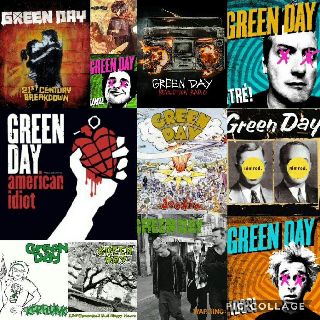 7 Most Fun Green Day Songs to Play on Drums   Idiot Nation