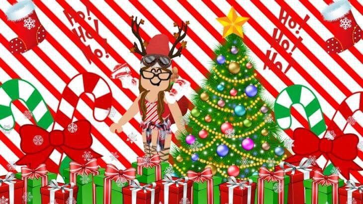 Merry Christmas Roblox Amino
