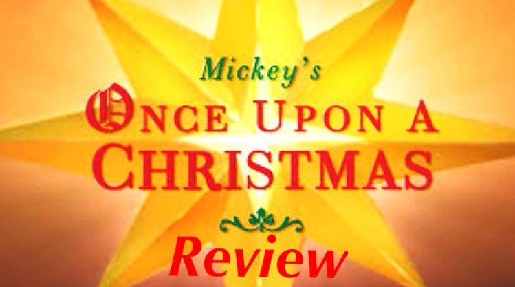 Mickeys Once Upon A Christmas.Mickeys Once Upon A Christmas Review Cartoon Amino
