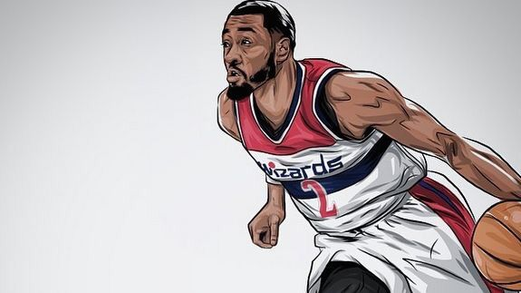 cheap for discount 5417d 96ce4 Should John Wall Make The 2017 All-Star Game? | Hoops Amino