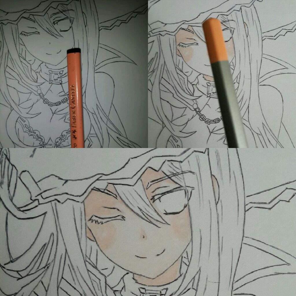 Proceso de Dibujo, Natsumi Date A Live | •Anime• Amino
