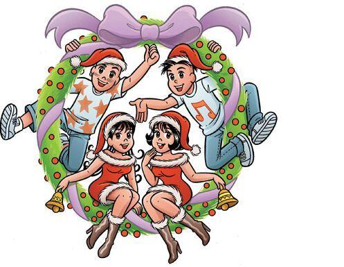 Feliz Natal A Todos Turma Da Monica Jovem Cbm Amino