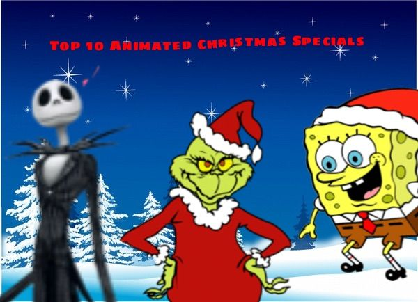 top 10 best animated christmas specials - Best Christmas Specials