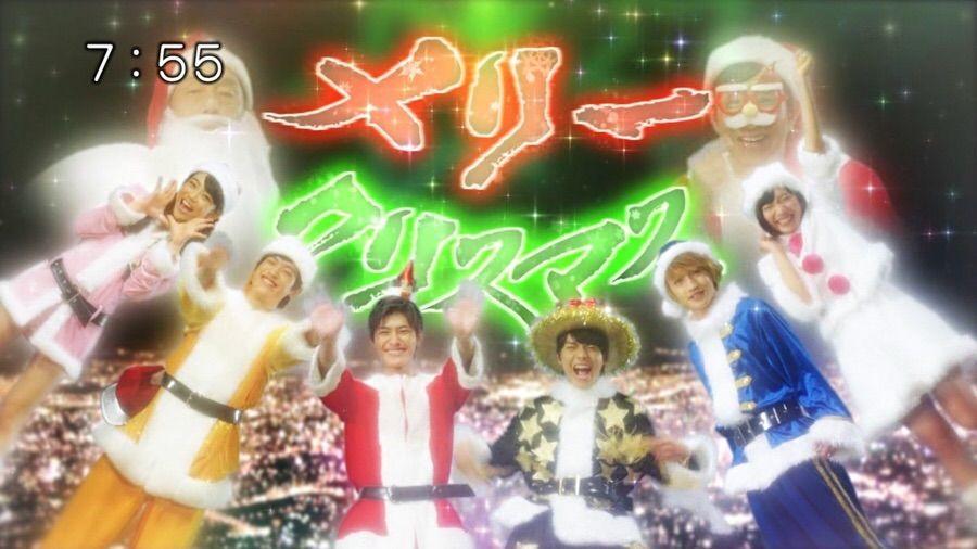 merry christmas power rangers world amino