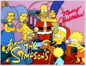 The Simpsons Christmas Episodes.Reviewing All Of The Simpsons Christmas Episodes Cartoon Amino