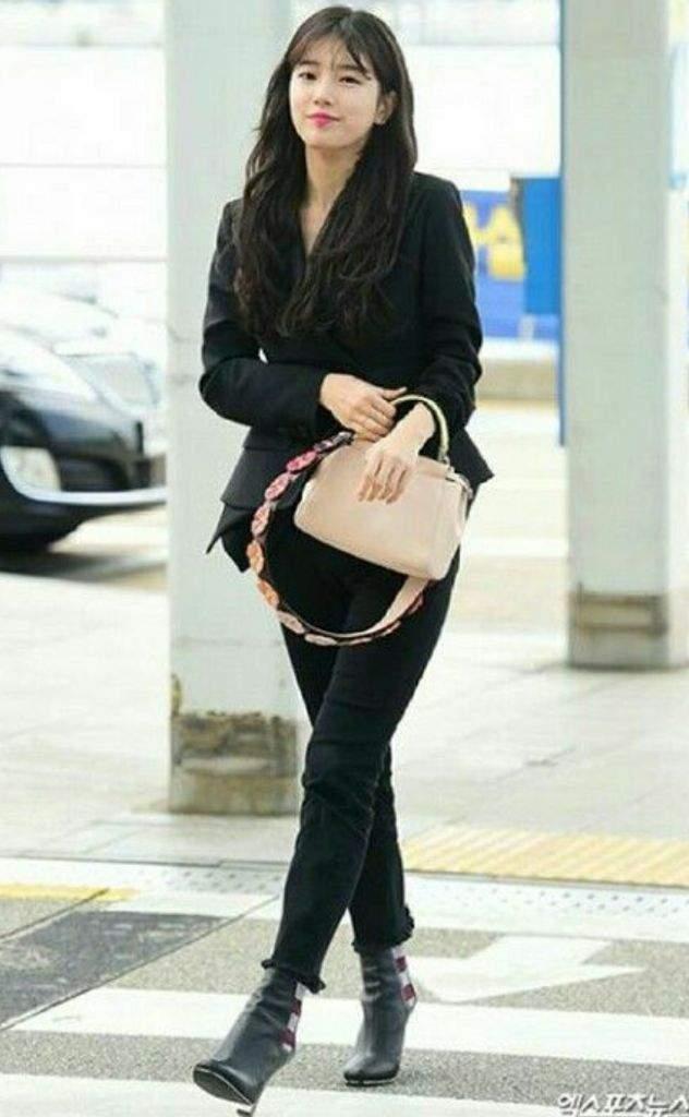 Favorite Suzy Airport Fashion Challenge Bae Suzy Amino