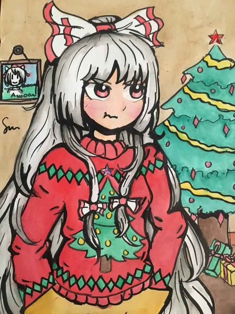 Ugly Christmas Sweater Arts And Ocs Amino