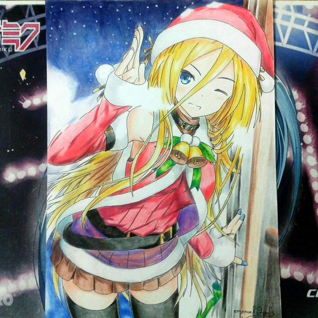 Dibujo Kawaii Por Navidad Arte Anime Amino Amino