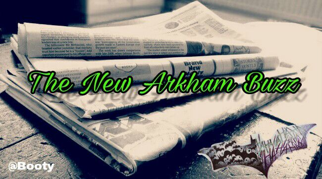 📰 The New Arkham Buzz 📰 | Aякнαм Aѕуℓυм Amino