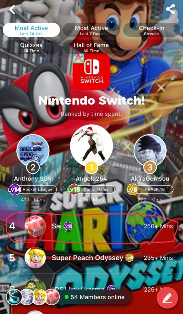 The Highest I've Been On Leaderboards | Nintendo Switch! Amino