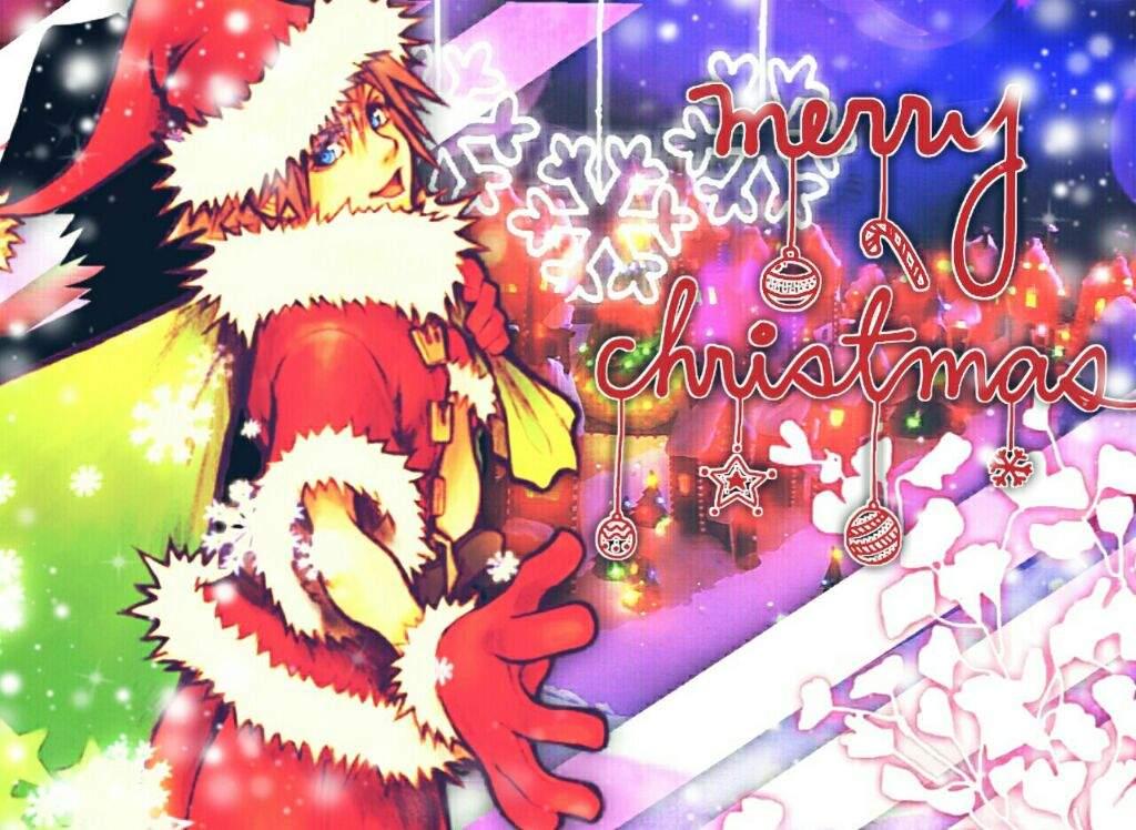 Merry Christmas 🎄   Kingdom Hearts Amino