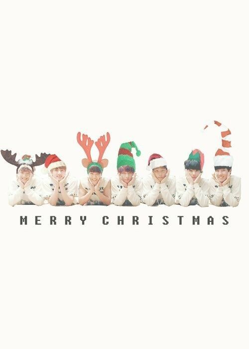 Christmas With Bts Lockscreen Wallpaper Army S Amino