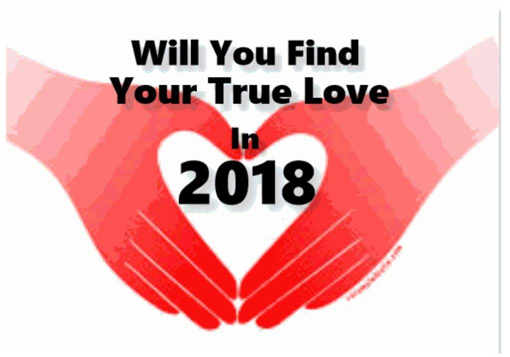 who is your true love test