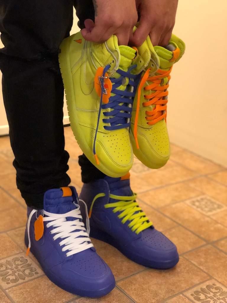 100% authentic 7b564 6cf89 My Favourite Gatorade 1s 👀🍇🍋 | Sneakerheads Amino