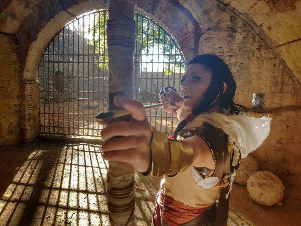 Aya Assassin S Creed Origins Cosplay Amino