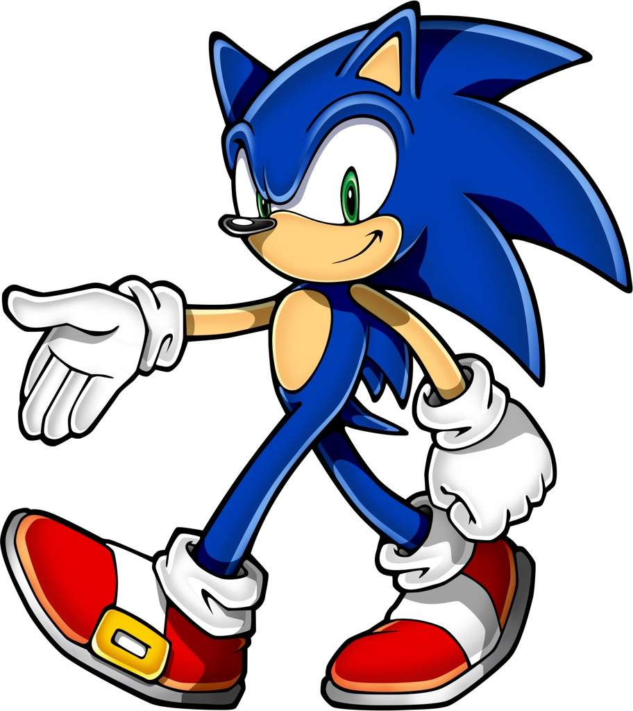Weaknesses Of Sonic Characters Part One Sonic The Hedgehog Amino