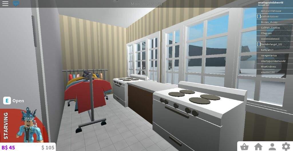 1 Story House Build Roblox Bloxburg Roblox Amino