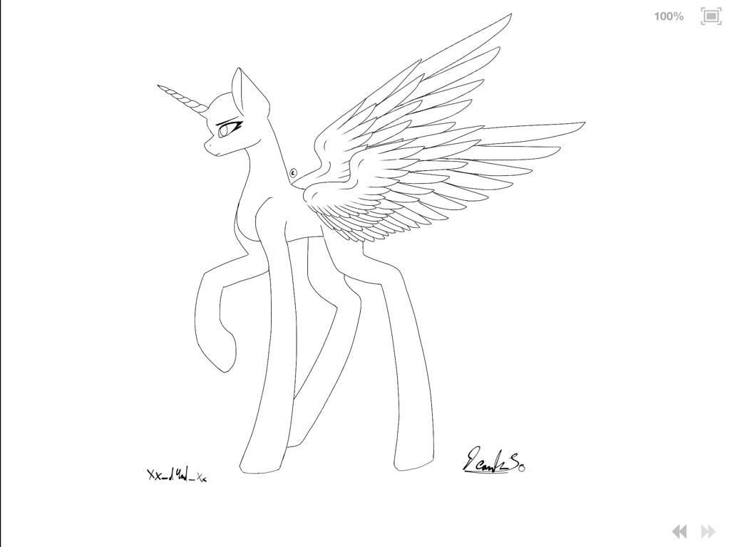 alicorn base equestria amino