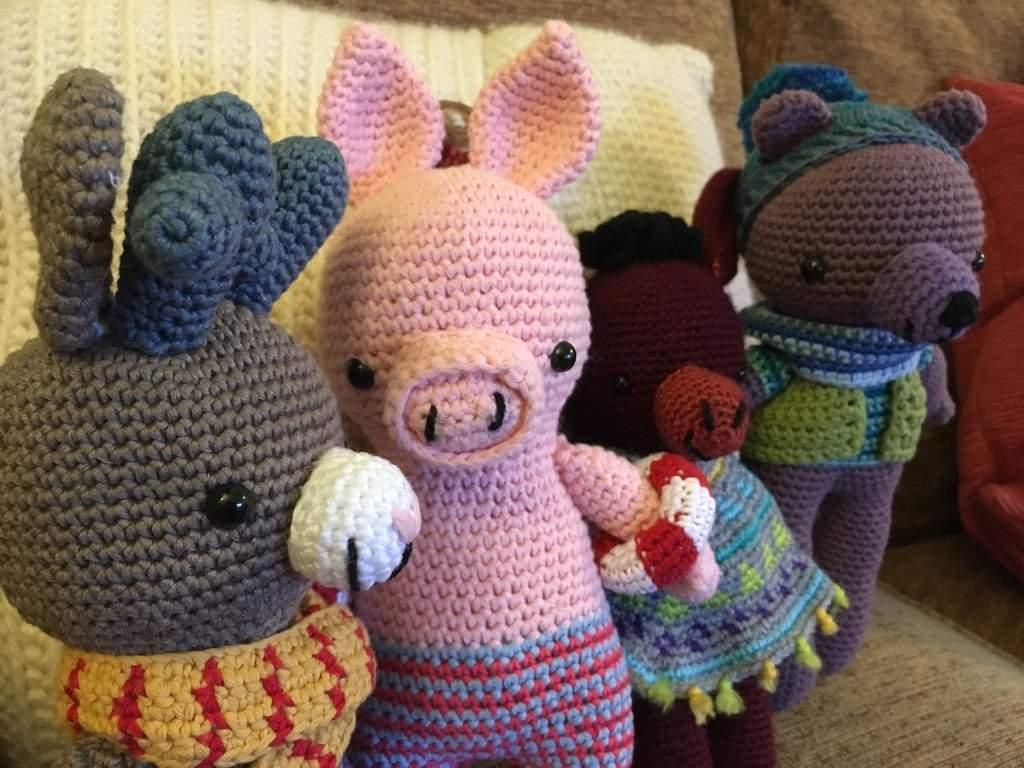 Pedro Von Ditto Pig Crafty Amino