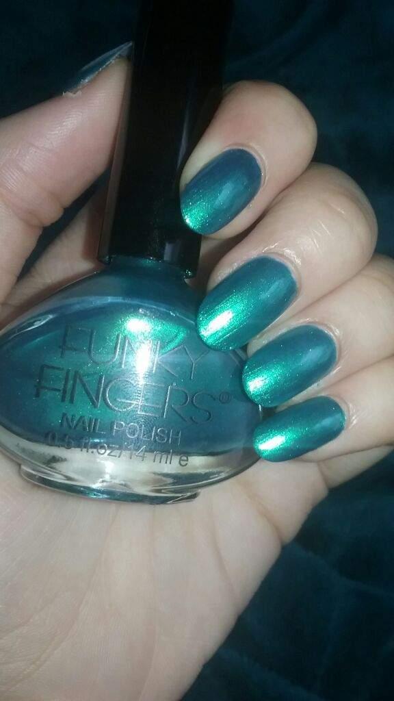 Funky Fingers Polishes Nail Art Amino