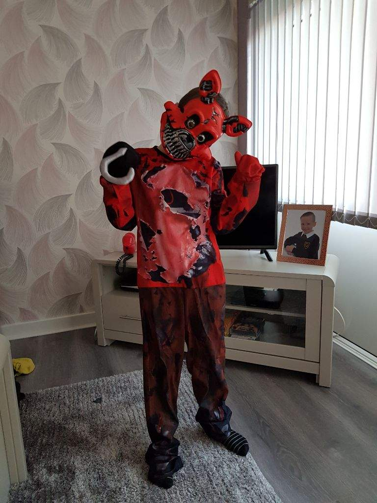 Me In Nightmare Foxy Five Nights At Freddy S Amino