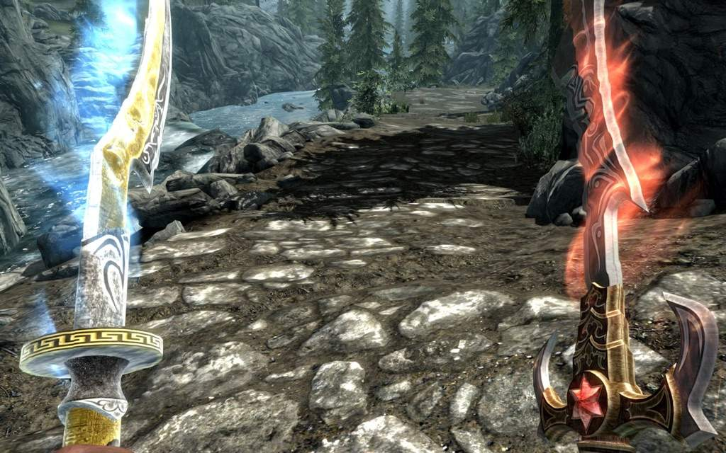 The Last Dragonborn V Nerevarine God-Killer | Tamriel: Elder