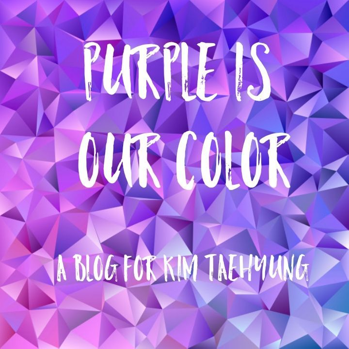 Purple Is Our Color Armys Amino