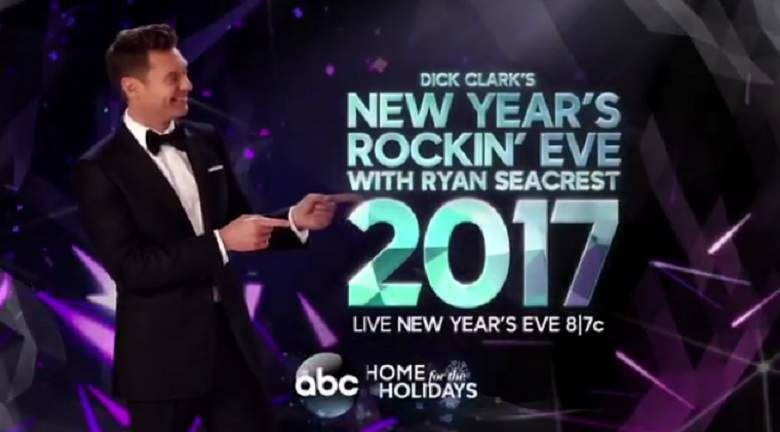 dick clarks new year celebration