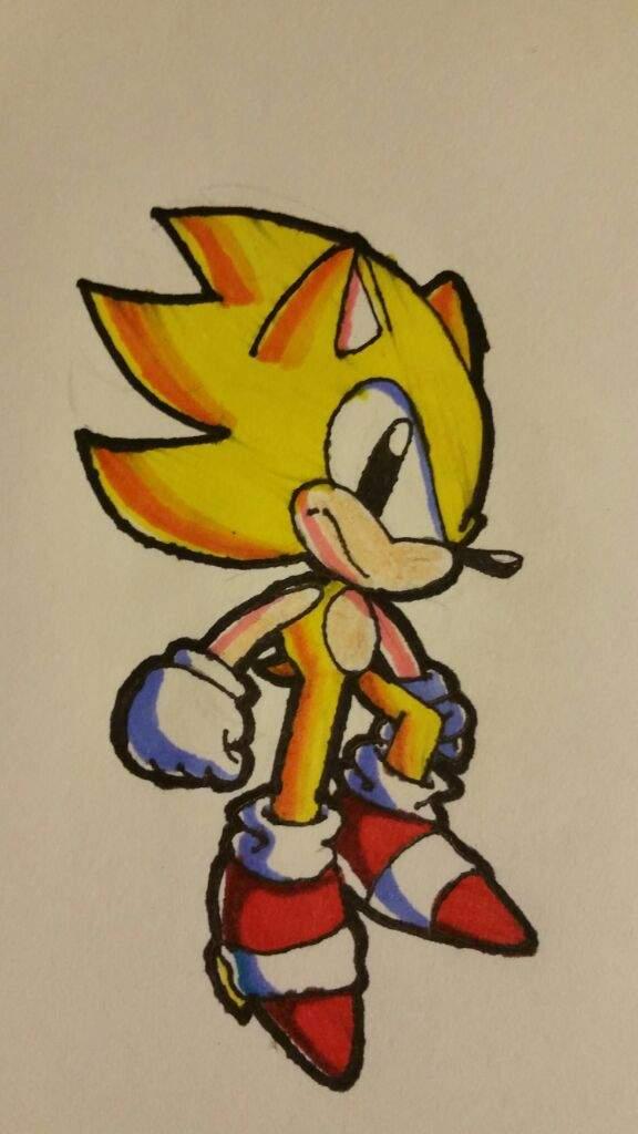 Super Dood Sonic The Hedgehog Amino