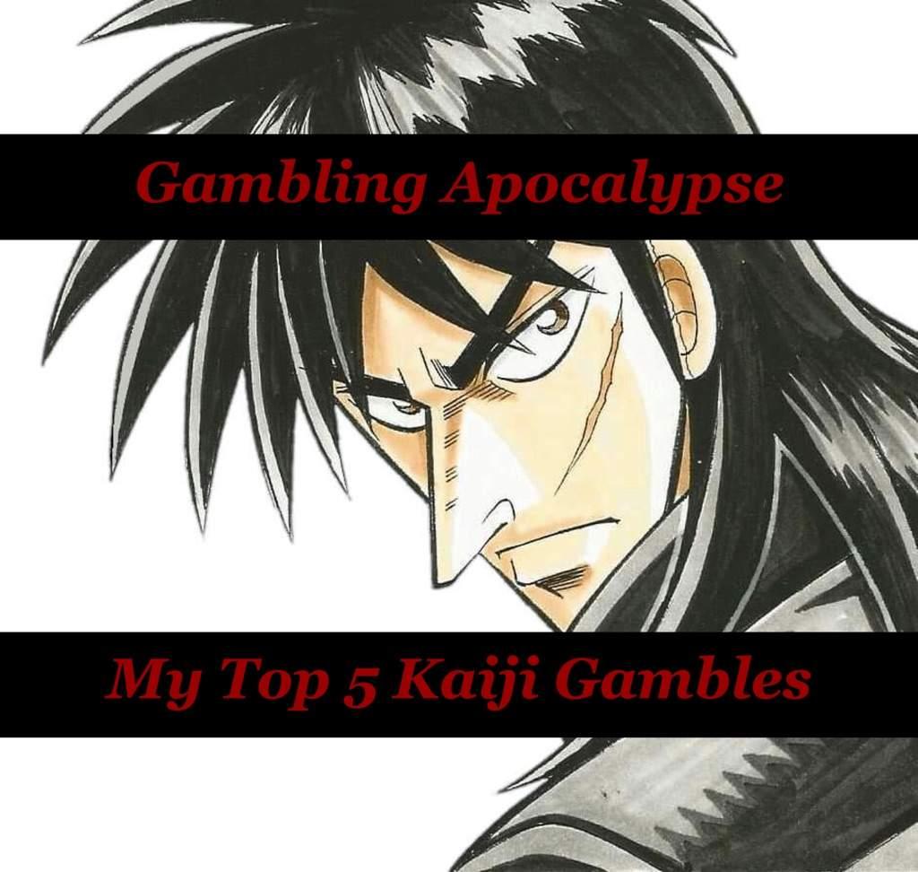 Gambling Apocalypse My Top 5 Kaiji Gambles Anime Amino