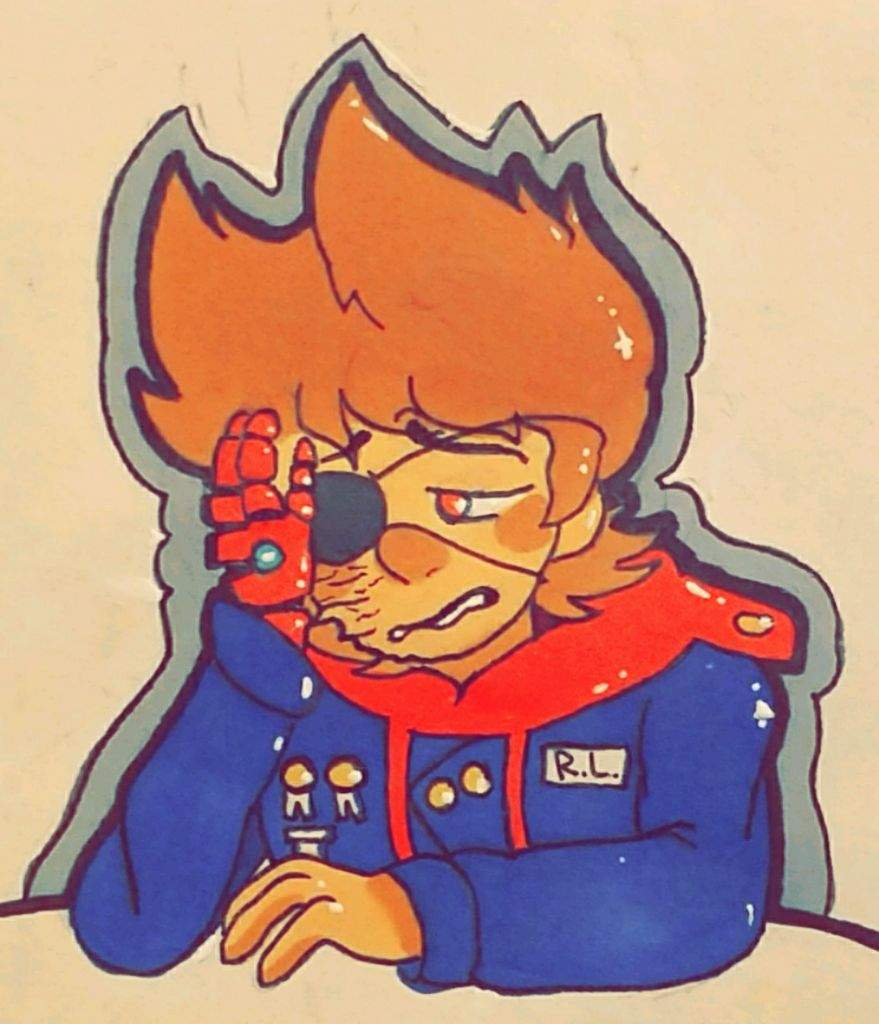 angsty red leader tord fanfic | 🌎Eddsworld🌎 Amino