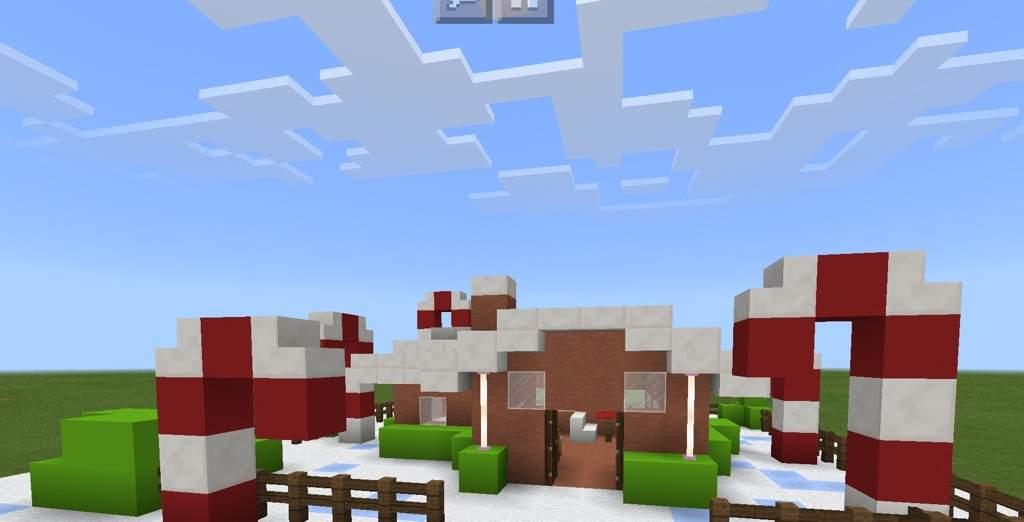 Gingerbread House Minecraft Amino