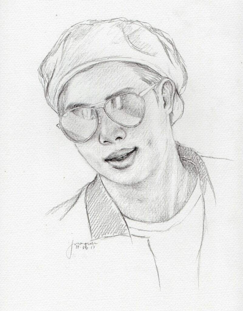 Bts Sketches Army S Amino