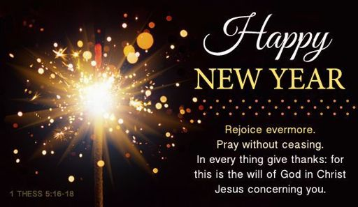 Image: Happy New Year Wishes and Greetings | Christian images ...