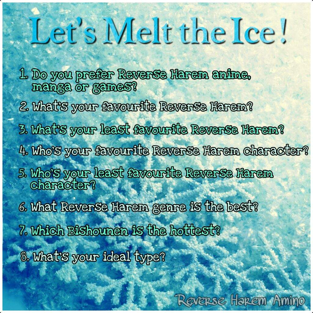 And Let Us Keep All Of Our Introductions Together Add The Hashtag MeltingIce In Your Title Or Text
