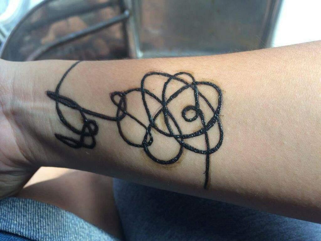 Love Yourself Henna Tattoo Army S Amino