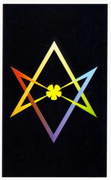 Unicursal Hexagram: The Thoth Tarot | ESP Union Amino