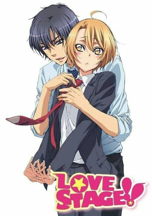 Love Stage!! Mobile Wallpaper #1387271 - Zerochan Anime