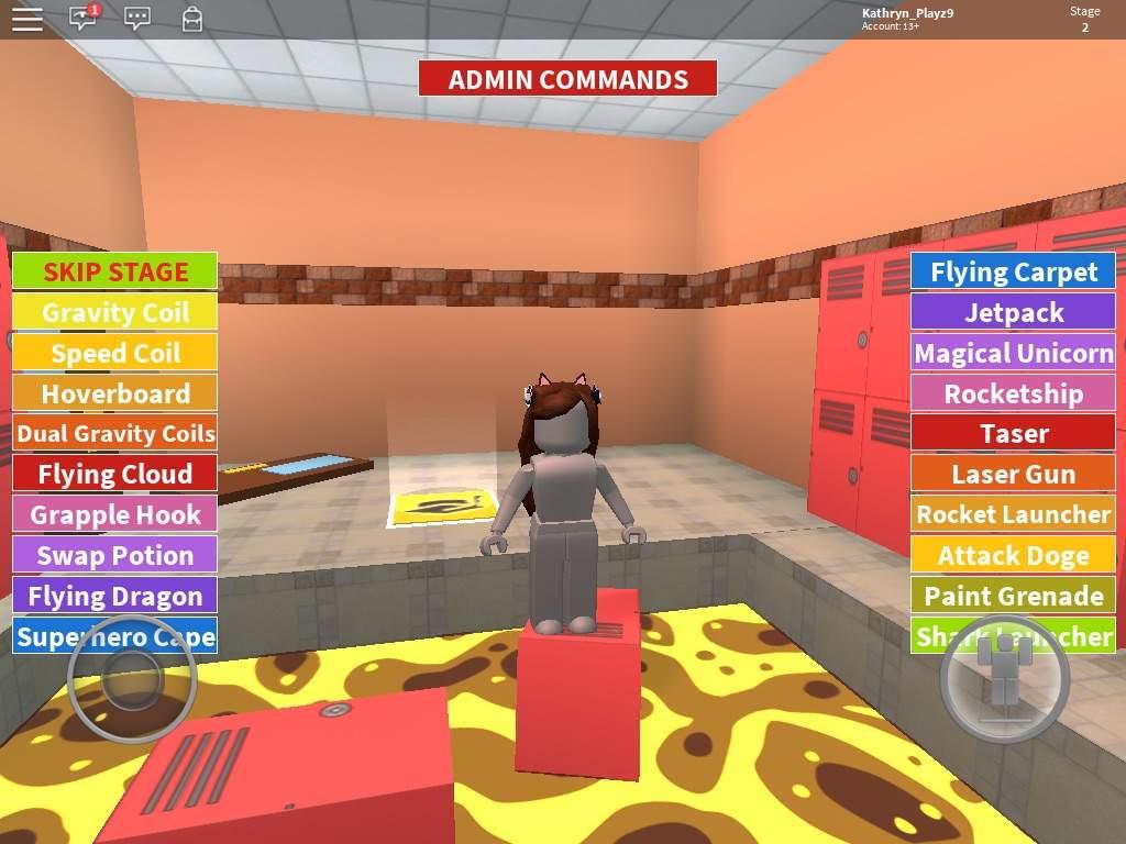 Roblox Admin Cape Commands Srsly Not Loading Roblox Amino