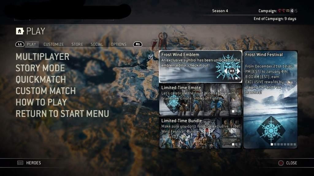 Exclusive Emblem Reward | For Honor Amino