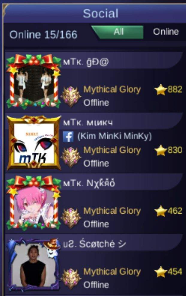 How To Check Local Rank In Mobile Legends