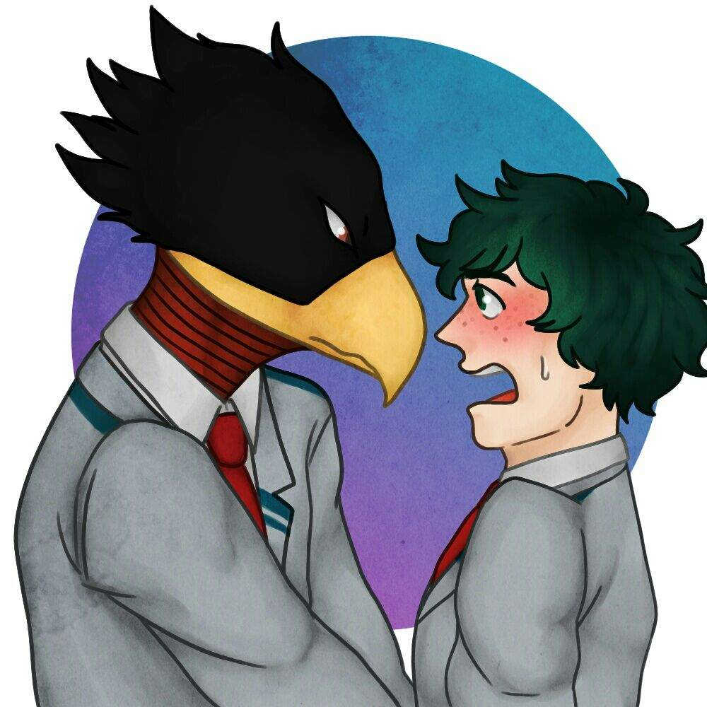 Can A Bird Blush My Hero Academia Amino