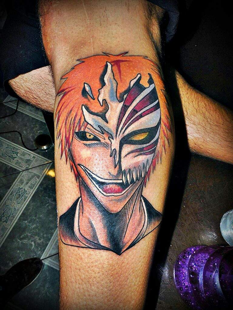 Los 25 Mejores Tatuajes De Animé Anime Amino