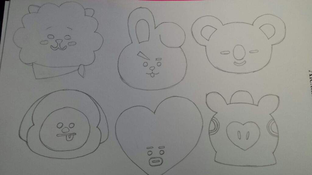 BT21 Cookies ARMY 39 s Amino