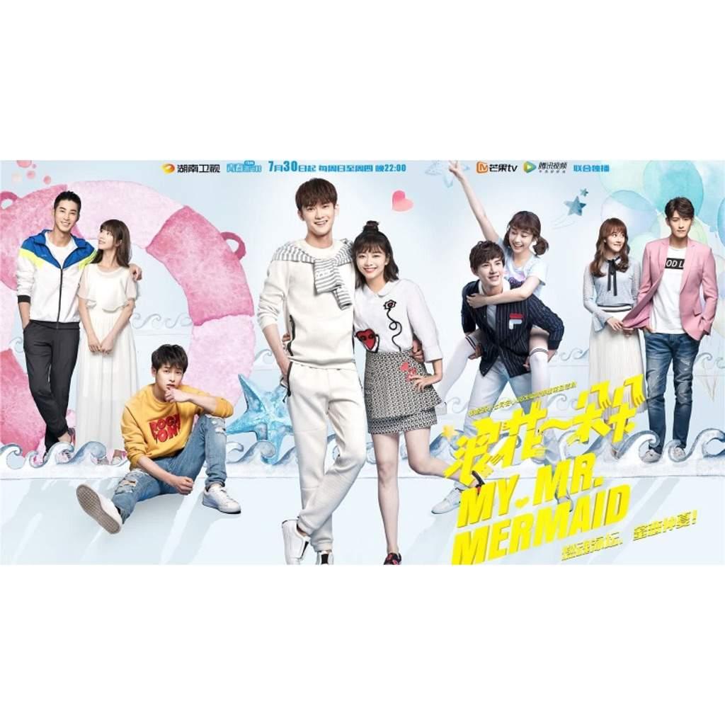 MY TOP 5 2017 CHINESE DRAMAS ✨   K-Drama Amino