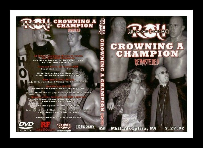 Blog #62 The BFT Reviews: ROH Crowning a Champion | Wrestling Amino