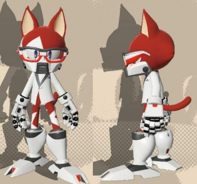 Cat Avatar Maker 2: Sonic Forces Custom Characters