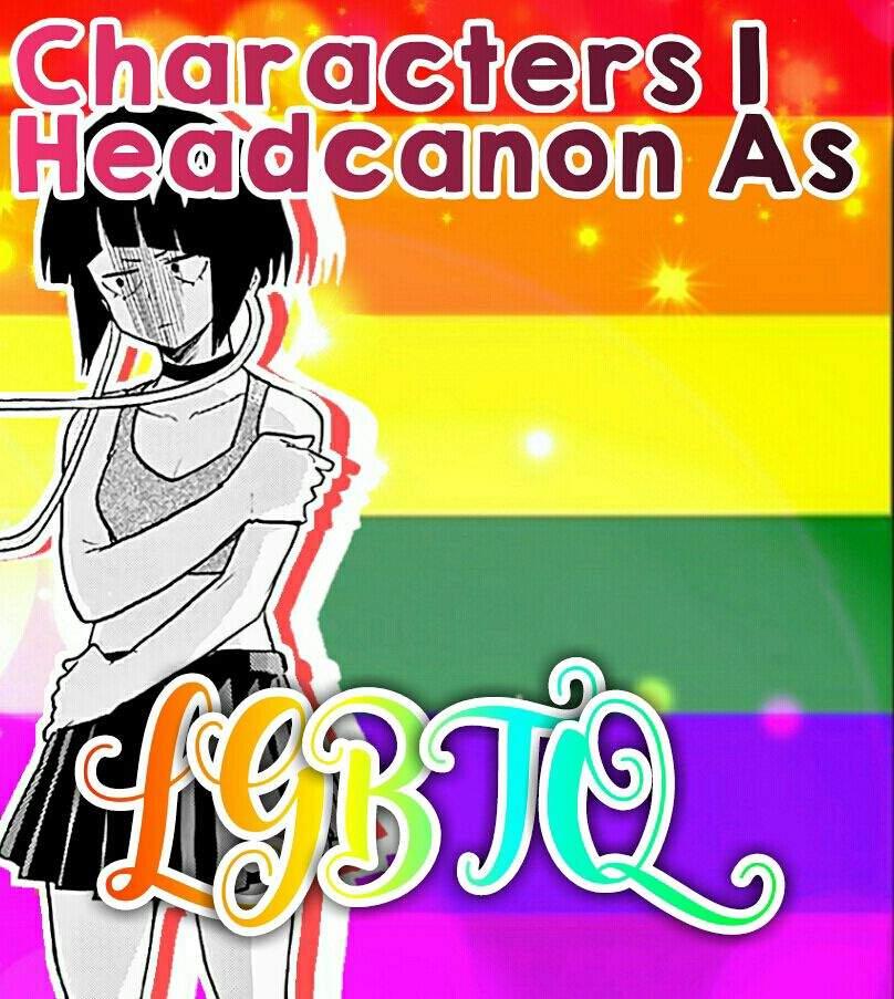 Characters I Headcanon As LGBTQ | My Hero Academia Amino